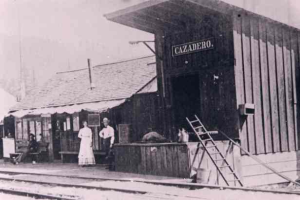 CazaderoStation